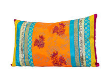Colorful pillow Stock Photography