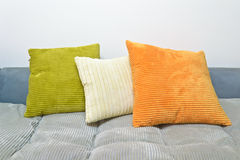 Colorful pillow Stock Photos