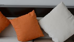 Colorful Pillow stock video