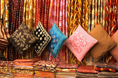 Colorful pillows Royalty Free Stock Photos