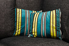Pillows on couch Stock Photography