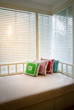 Colorful pillows Royalty Free Stock Image