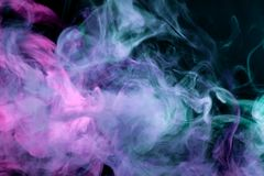 Background of smoke vape royalty free stock photo