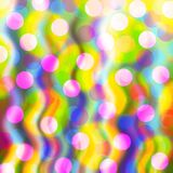 Colorful pink,blue and yellow bokeh background. Colorful pink,blue and yellow bokeh abstract background vector illustration
