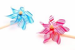 Colorful pinwheel Royalty Free Stock Photos