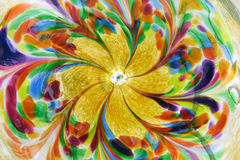 Colorful pinwheel background Royalty Free Stock Photo