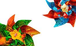 Colorful Pinwheel Stock Image