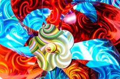Colorful Pinwheel Royalty Free Stock Photography