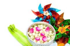 Colorful Pinwheel Stock Photo
