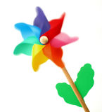 Colorful pinwheel Royalty Free Stock Photo