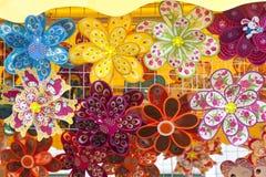 Colorful pinwheels Royalty Free Stock Photos