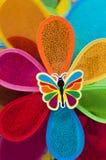 Colorful pinwheels Royalty Free Stock Images
