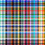 Colorful pixels pattern backgr vector illustration