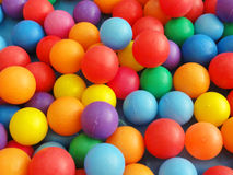 Colorful plastic ball Royalty Free Stock Photography