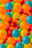 Colorful plastic balls. Stock Photos