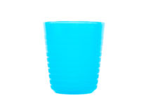 Colorful plastic cup Royalty Free Stock Photography