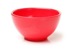Colorful plastic tableware Royalty Free Stock Photos