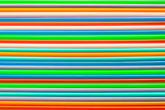 Colorful plastic used as background Stock Photography