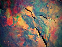 Colorful plasticine abstract Royalty Free Stock Photos