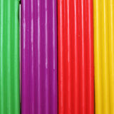Colorful plasticine background Stock Photo