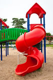 Colorful of playground. In the garden, thailand Royalty Free Stock Photos