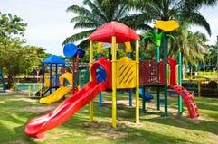 Colorful playground Stock Image
