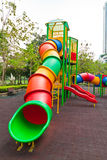 Colorful playground Royalty Free Stock Photos