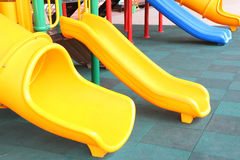 Colorful playground for children Royalty Free Stock Image