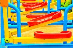 Colorful playground Stock Photos