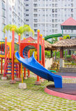 colorful playground without children Stock Image