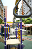 Colorful playground for childrens Stock Photo