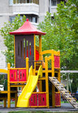 Colorful playground Royalty Free Stock Image
