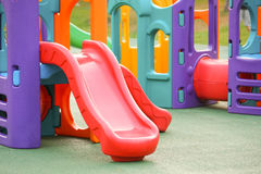 Colorful playground for kids Royalty Free Stock Photo