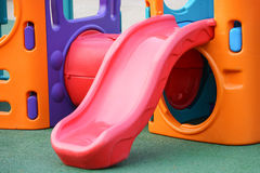 Colorful playground for kids Stock Photography