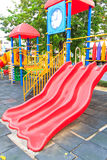 Colorful playground outdoor Royalty Free Stock Image