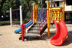 Colorful playground Royalty Free Stock Photos