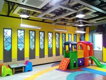 Colorful playroom Royalty Free Stock Photos