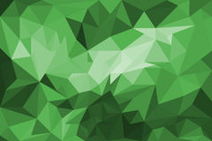 Colorful polygon Abstract background Royalty Free Stock Images