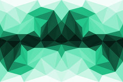 Colorful polygon Abstract background Stock Photos