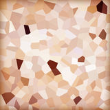Colorful  polygonal illustration, which consist of triangles. Ge Royalty Free Stock Image