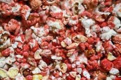 Colorful popcorn Royalty Free Stock Photo