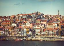 Colorful Porto Stock Photos