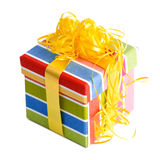 Colorful present Royalty Free Stock Photo