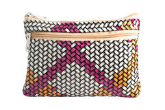 Colorful purse Stock Photos