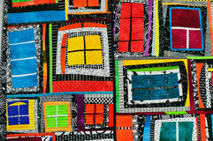 Colorful Quilt Stock Images