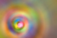 Colorful radial spin abstract background Stock Photos