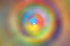 Colorful radial spin abstract background Royalty Free Stock Images