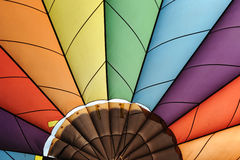 Colorful Radiation Royalty Free Stock Images