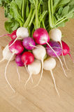 Colorful Radishes #3 Royalty Free Stock Photography