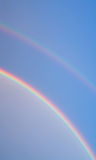 Colorful rainbow Royalty Free Stock Image